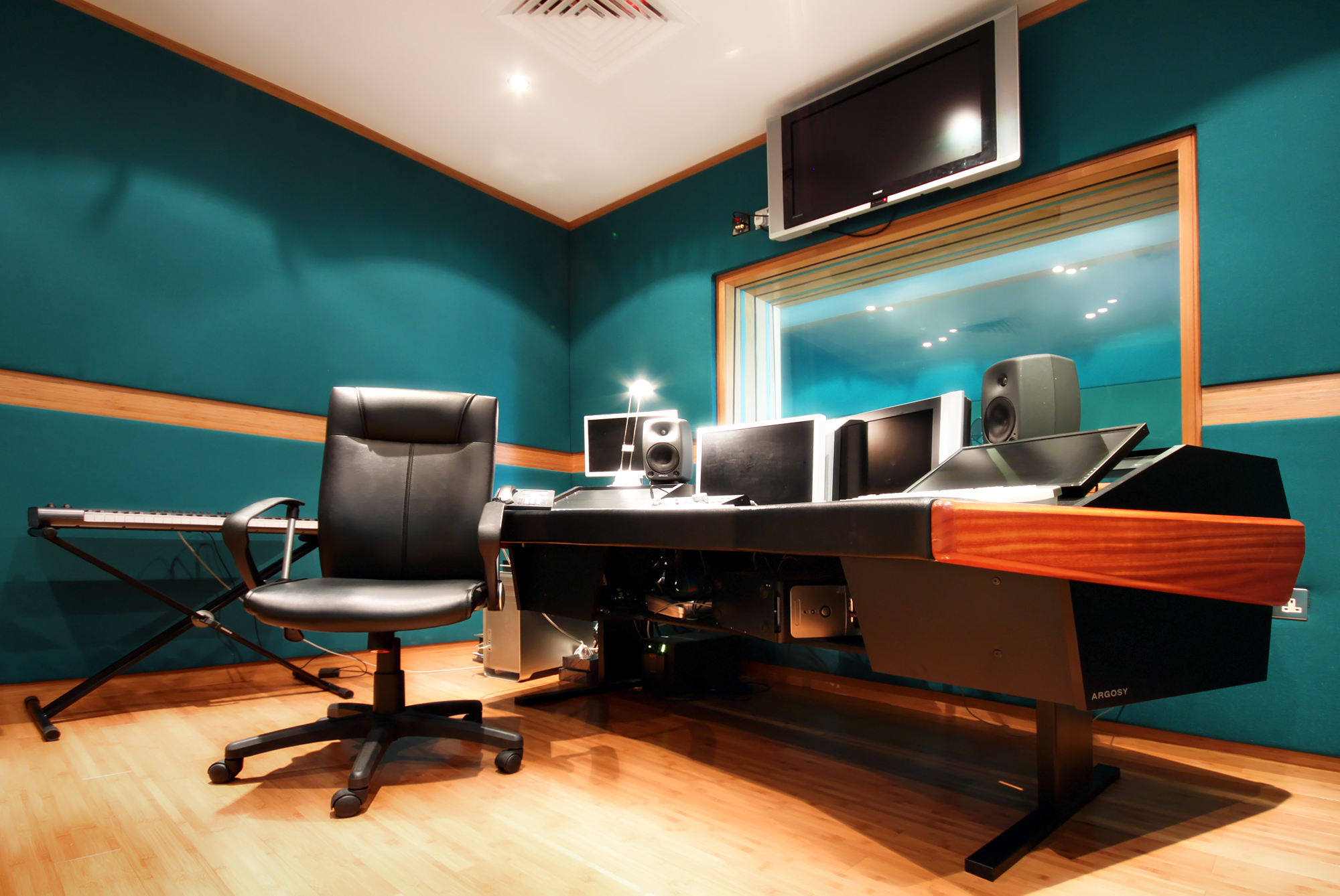 The leading audio production company in the Middle East | BKP Media Group | Dubai