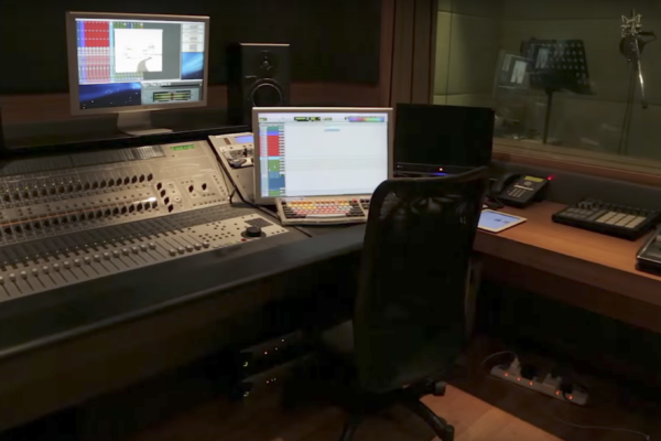 Recording Studios Dubai | BKP Media Group