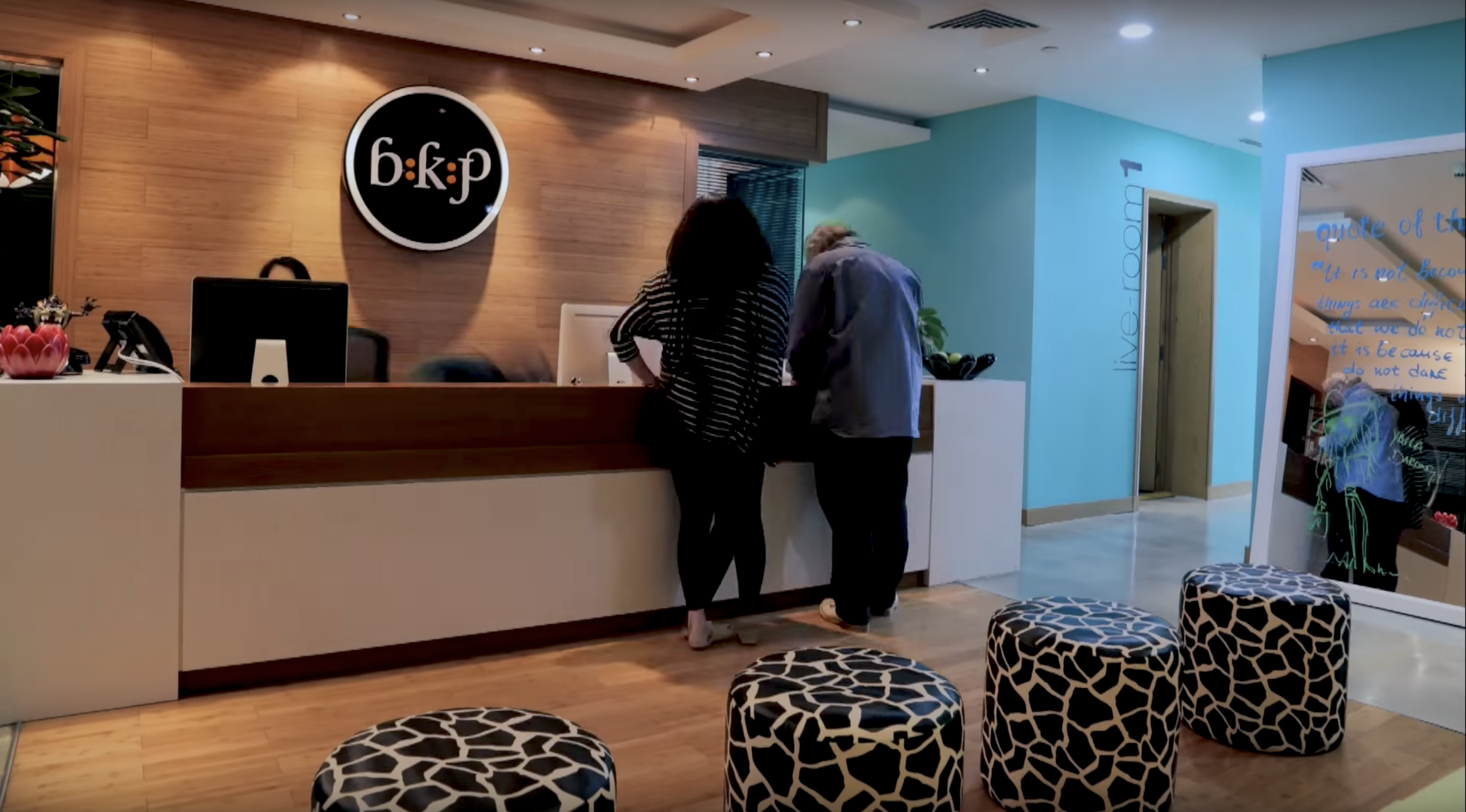 Professional & Friendly Recording Studios | BKP Media Group | Dubai