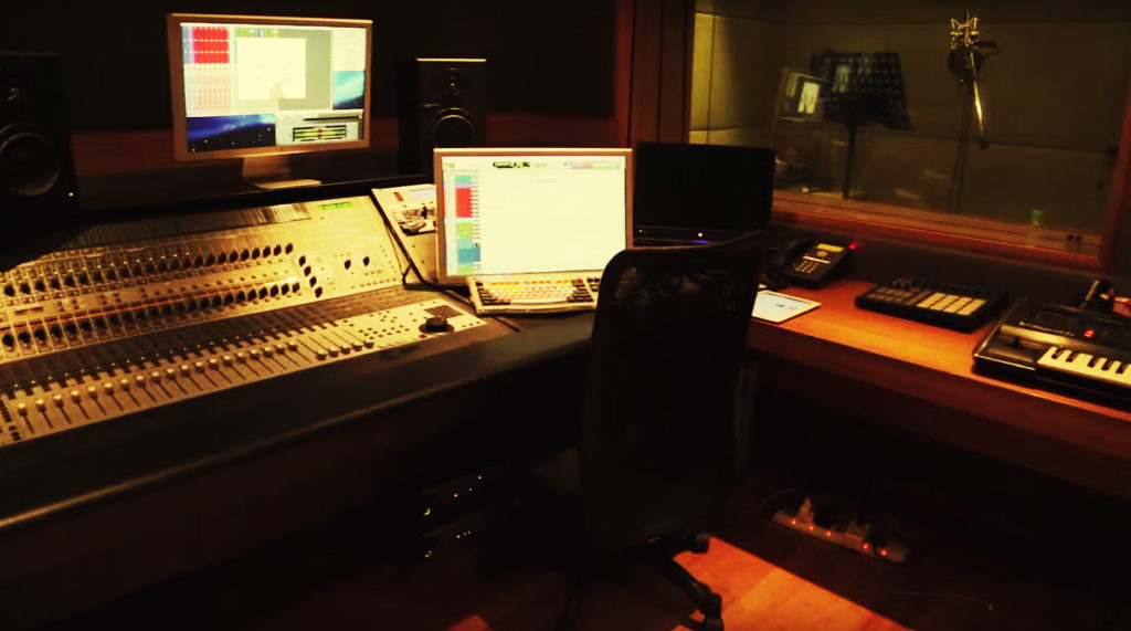 Ads, demos & more at our music recording studios | BKP Media Group