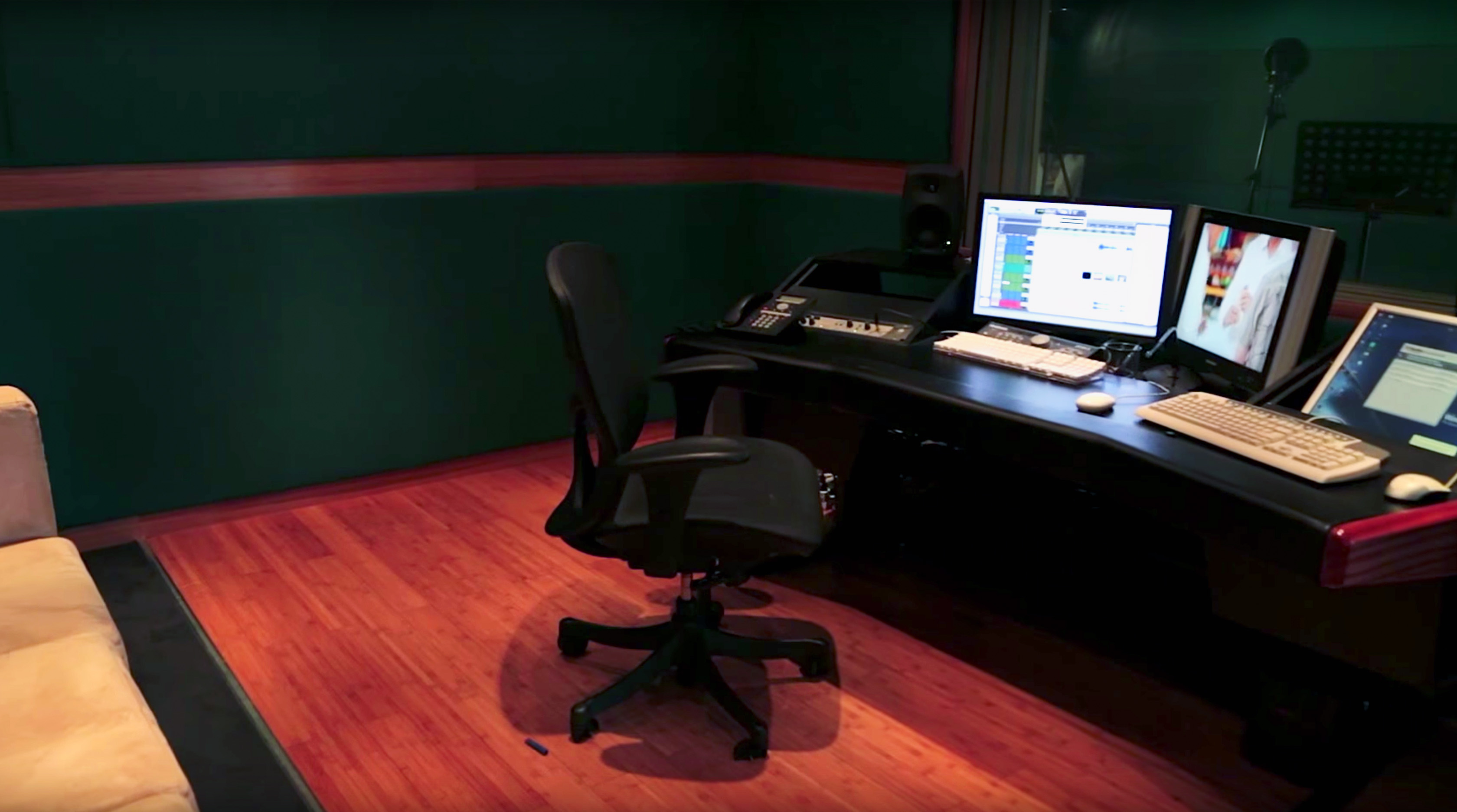 6 professional recording studios to facilitate any audio requirements | BKP Media Group