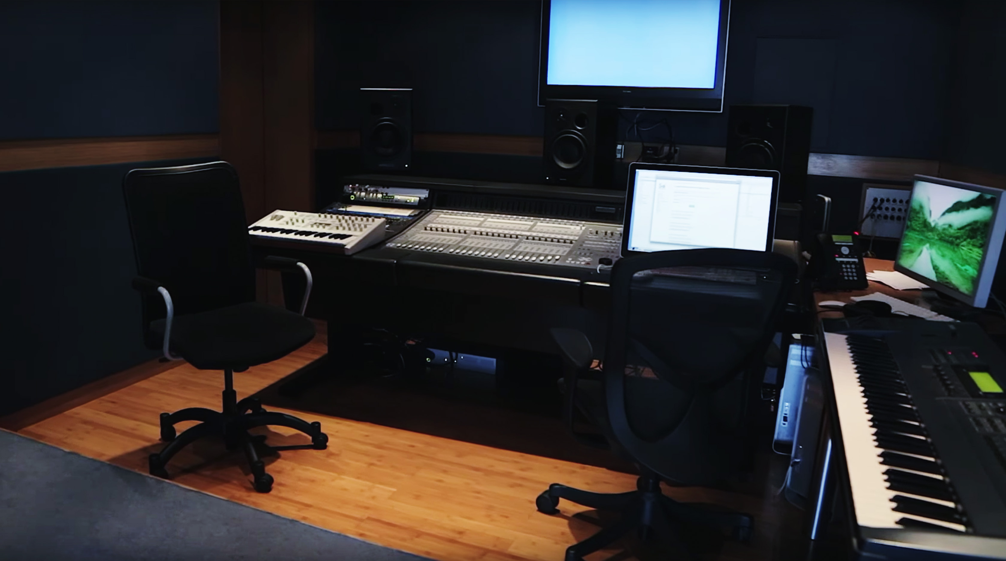 6 recording studios ensuring availability at a moment's notice | BKP Media Group | Dubai