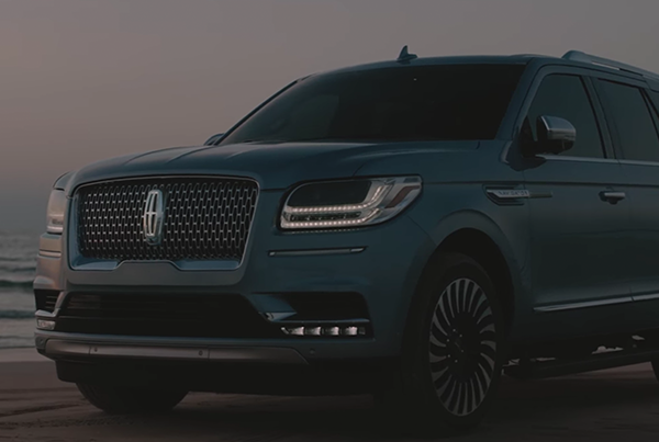 Lincoln Navigator | Original music and sound design