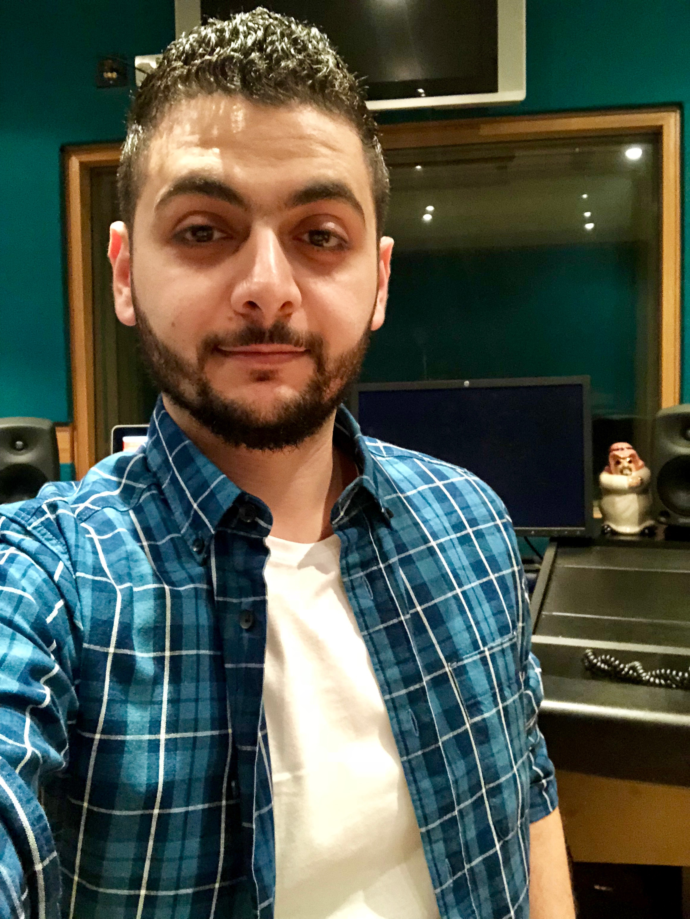 Bashar Najjar | Audio Engineer | BKP Group